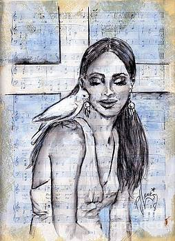 Cross Dove by PJ Lewis