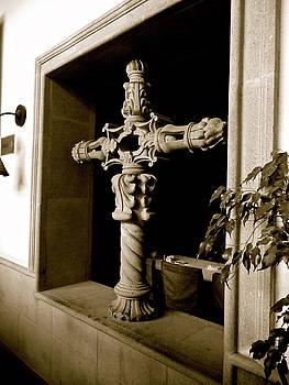 Cross by Jesus Nicolas Castanon
