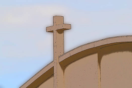 Cross of Christ the King by Renee Marie Martinez