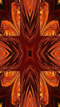 Cross of Fire by Ricky Kendall