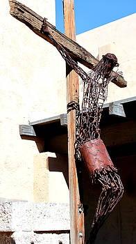 Cross of Hope II by M Diane Bonaparte