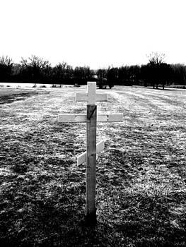 Cross by Paul  Simpson