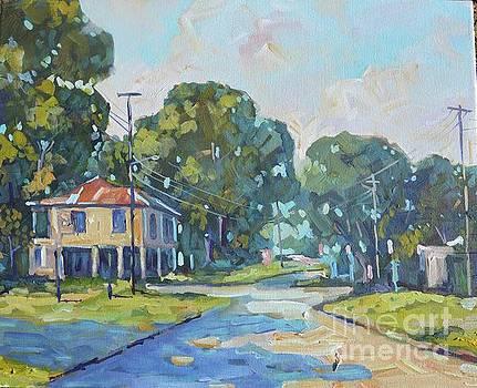 Cross Road by Jeffrey Samuels