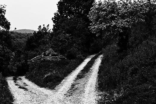 Cross-roads by Peter Fodor