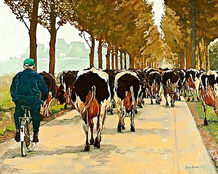 Cross Town Traffic by Debbie Beukema