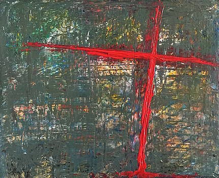 Cross by Wonju Hulse
