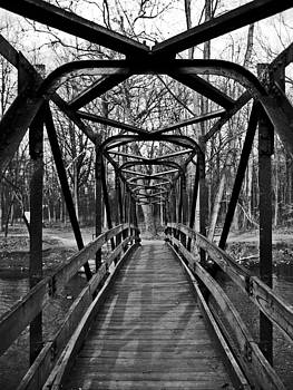 Crossing Over by Sheryl Burns