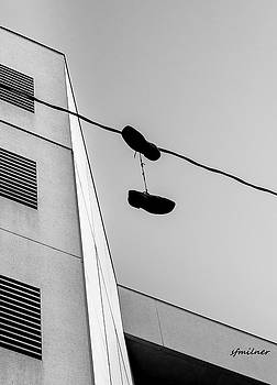 Crossing The Line - Urban Life by Steven Milner