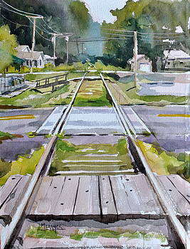 Crossings by Spencer Meagher