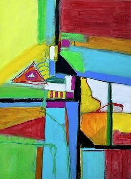 Crossroads I by Donna Ferrandino