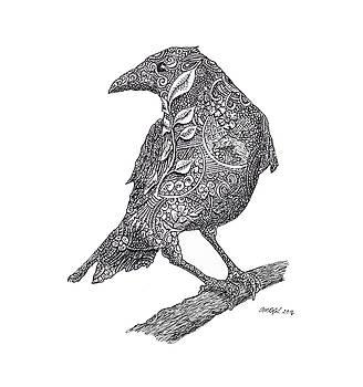 Crow by CM Ralph