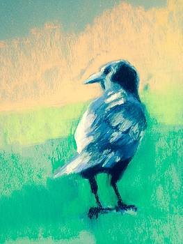 Crow by Judy Osiowy