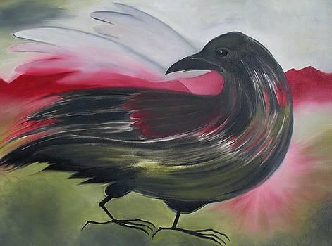 Crow by Karen MacKenzie