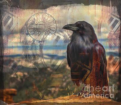 Kathryn Strick - Crow Medicine 2015