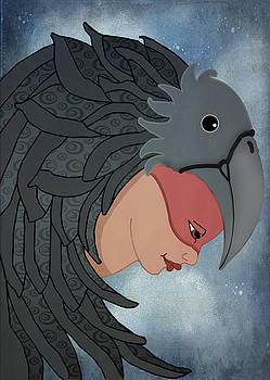 Crow Warrior Queen by Lee DePriest