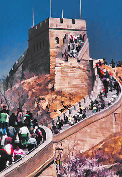 Dennis Cox ChinaStock - Crowded Great Wall