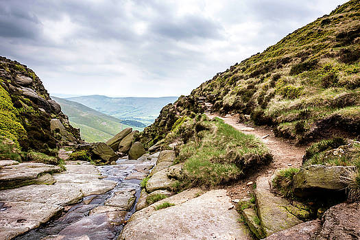 Crowden Clough by Nick Bywater