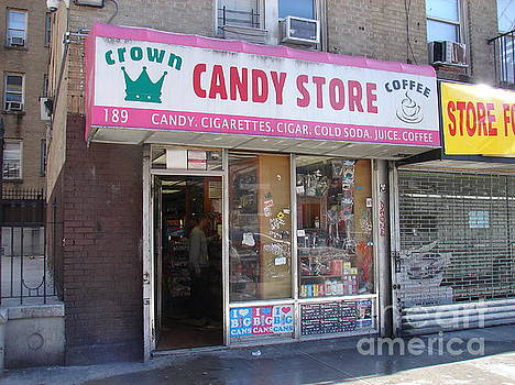 Crown Candy Store  by Cole Thompson