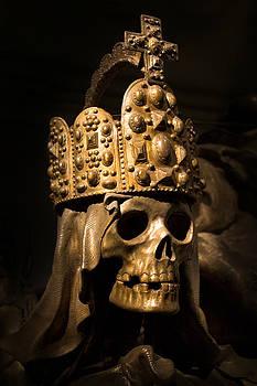 Crowned Death by Marc Huebner