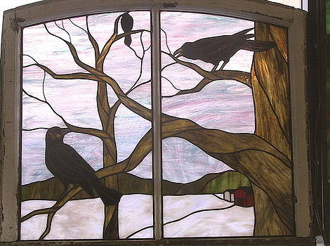 Jane Croteau - Crows