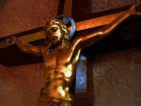 Crucified by Robert Smerecki
