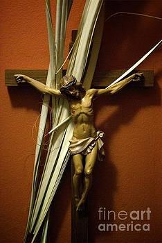 Crucifix by Frank J Casella