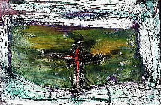 Crucifixion #3 by Michael Lucarelli