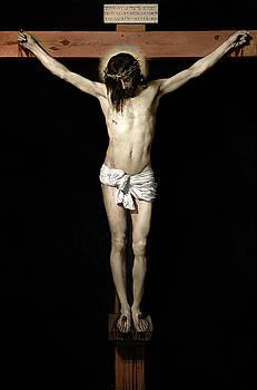 Crucifixion by Diego Velazquez