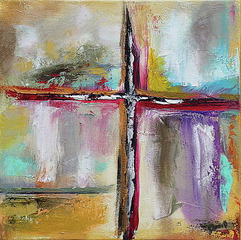 Cruciform by David King Johnson