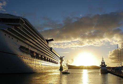 Ramunas Bruzas - Cruise Sunset