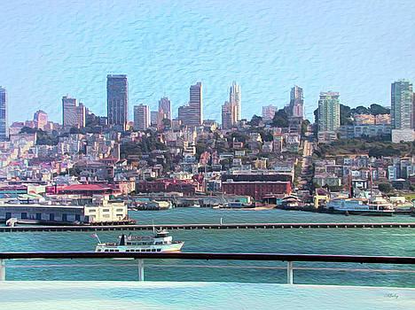 Cruising San Francisco Bay by John M Bailey