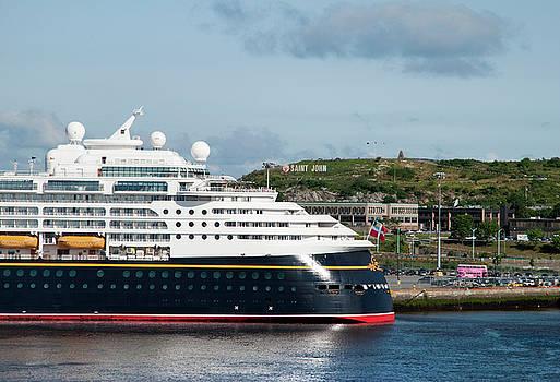Ramunas Bruzas - Cruising To Saint John
