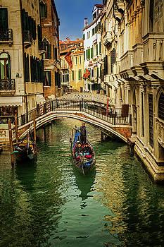 Cruising Venice by Andrew Soundarajan
