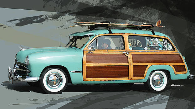 Cruising Woody by Uli Gonzalez