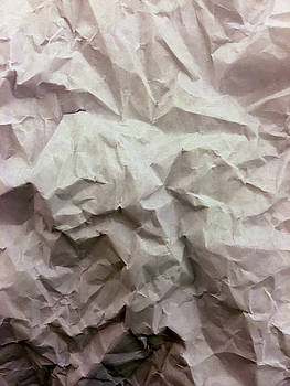 Bill Owen - crumpled paper