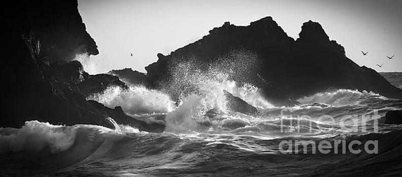 Storm Seies IV by Feryal Faye Berber