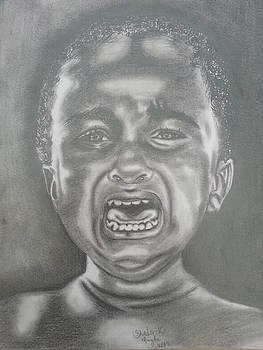 Cry of an Inocent by Shadrach Muyila