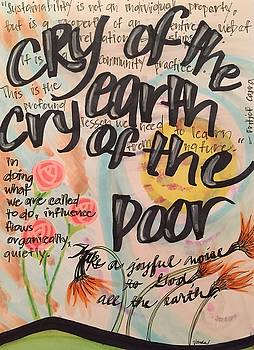 Cry of the Earth by Vonda Drees