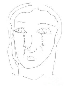 Crying by Anna Sancho Biesa