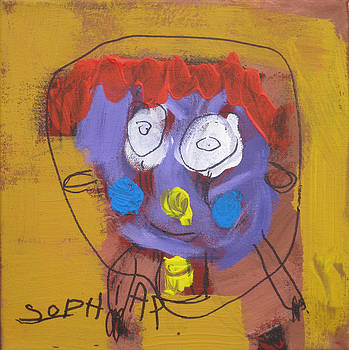 Crying Girl 2008. by Sophia Pontet