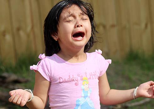 Binod - Crying girl