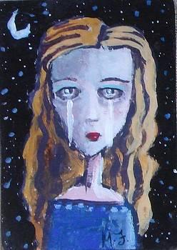 Crying by Mya Fitzpatrick