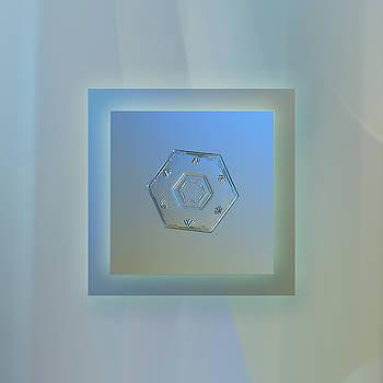 Cryogenia - pastel frame by Alexey Kljatov