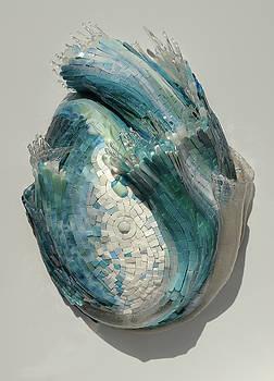 Crysalis I by Mia Tavonatti