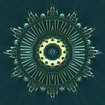 Crystal Ahau 657545 by Robert Thalmeier
