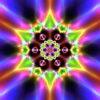 Crystal Ahau 657545456 by Robert Thalmeier