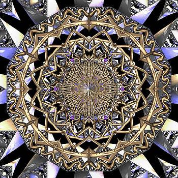 Crystal Ahau  by Robert Thalmeier