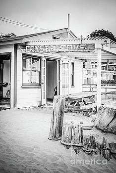 Paul Velgos - Crystal Cove Cottage #46 Sign Photo