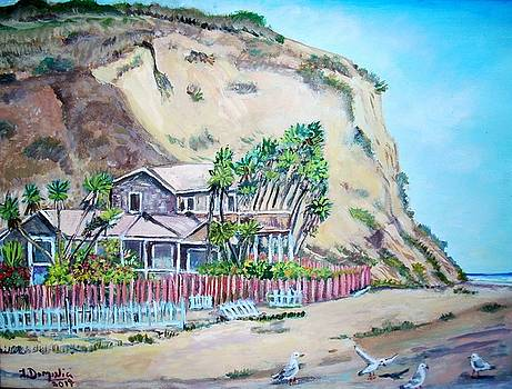 Crystal Cove Cottage by Teresa Dominici