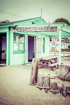Paul Velgos - Crystal Cove Green Cottage #46 Sign Picture